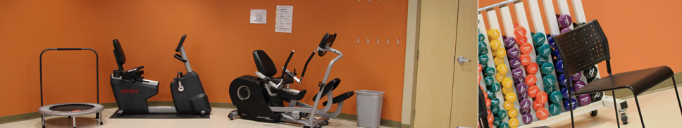 Image of Exercise Room