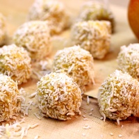Image of Mango Cashew Energy Truffles recipe
