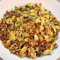 Image of Lentil Trail Mix recipe