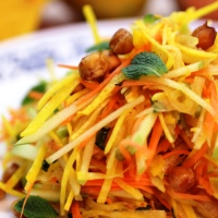 Image of Tangy Root Vegetable Slaw