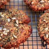 Image of Chewy Spiced Date and Oatmeal Cookies