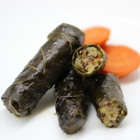 Image of yalanji stuffed vegetables