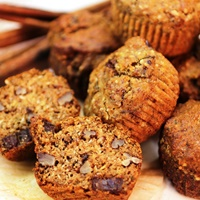 Image of Applesauce Spice Muffins recipe