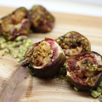 Image of roasted figs