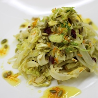 Image of brussels sprout salad