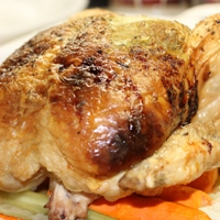 Image of 40 clove chicken