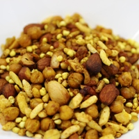 Image of the Crispy Chiva Snack (South Asian Snack Mix)