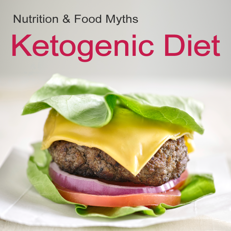 Nutrition & Food Myths: The Ketogenic Diet